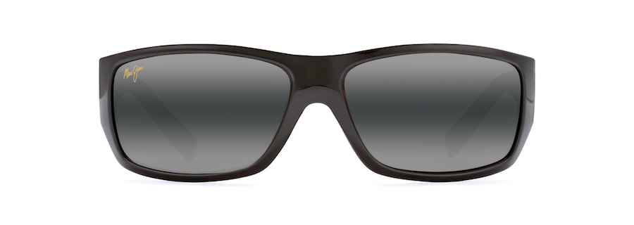 4772995fe3 Maui Jim · Customize  MYMAUI WASSUP. Gloss Black Neutral Grey MYMAUI WASSUP  front view ...