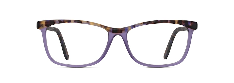Matte Lilac Tortoise with Lilac MJO2110 front view