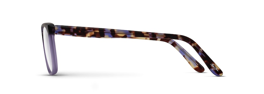 Matte Lilac Tortoise with Lilac MJO2110 side view