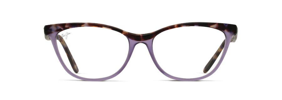 Matte Lilac Tortoise with Lilac MJO2111 front view