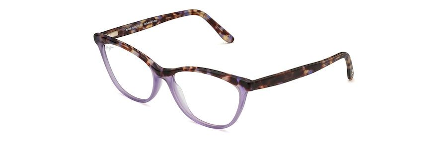 Matte Lilac Tortoise with Lilac MJO2111 angle view
