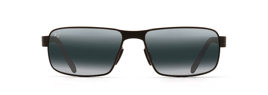 b098969170a CASTAWAY. Polarized Rectangular Sunglasses