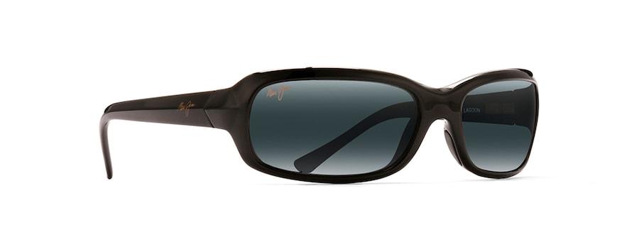 Gloss Black LAGOON quarter view