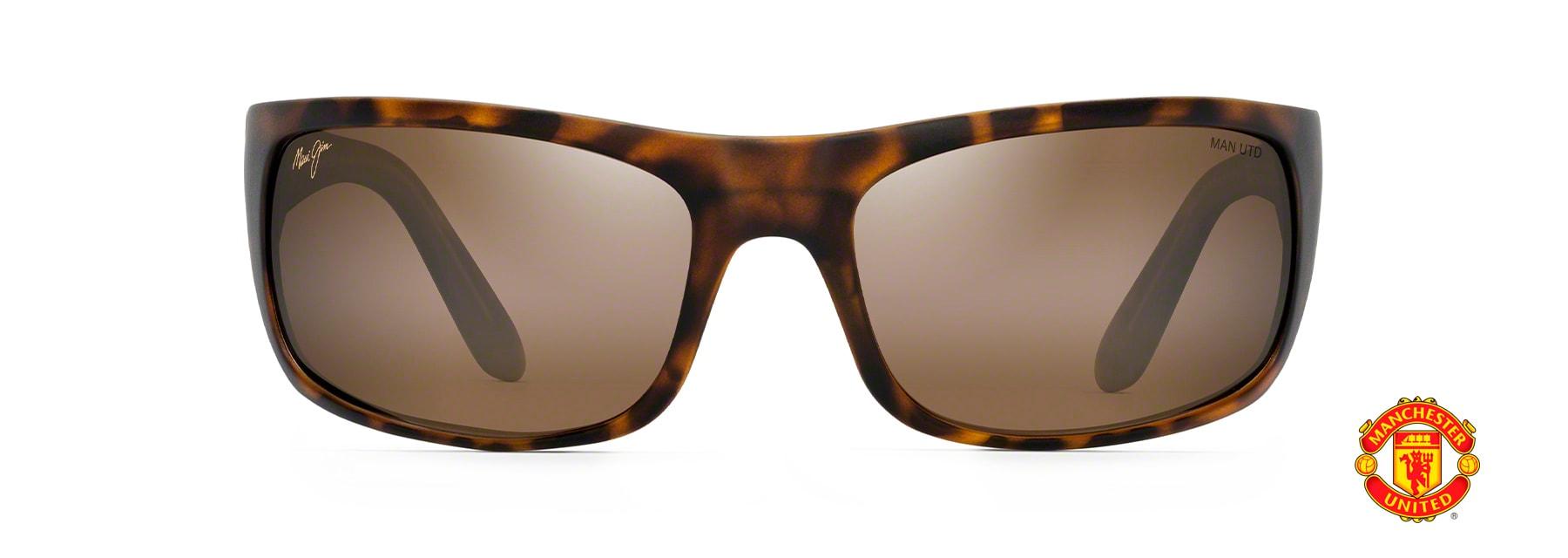 Maui Jim Peahi Rectangular Sunglasses