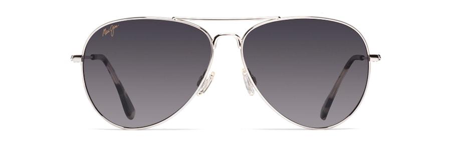 Silber MAVERICKS front view