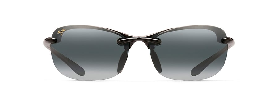 Gloss Black HANALEI UNIVERSAL FIT front view