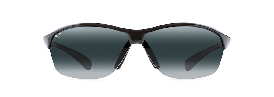 3e64f687acf Maui Jim · Sunglasses · Rimless  HOT SANDS. Gloss Black HOT SANDS front  view ...