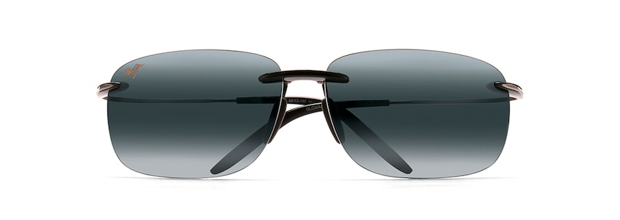 Black and Gunmetal OLOWALU front view