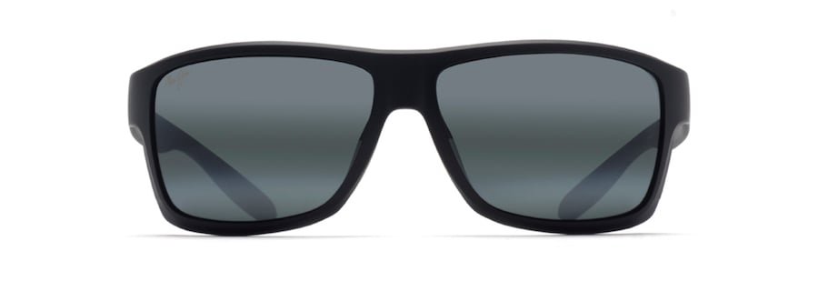 4c1cfd03971 POHAKU. Polarized Rectangular Sunglasses