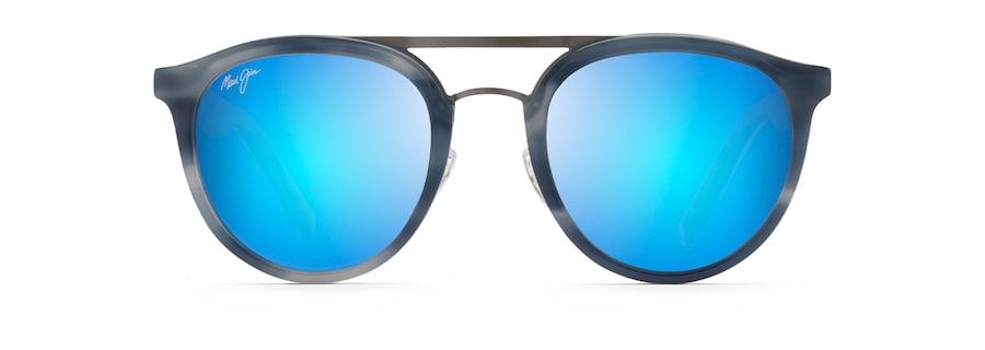 Blu corno SUNNY DAYS front view