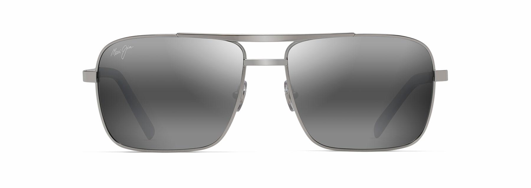 86003f4d6da6a COMPASS. Polarized Aviator Sunglasses