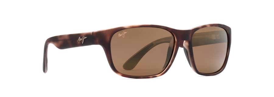 Matte Tortoise Rubber MIXED PLATE quarter view