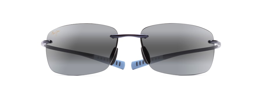 b106060764 Maui Jim · Sunglasses · Rimless  KUMU. Blue KUMU front view ...