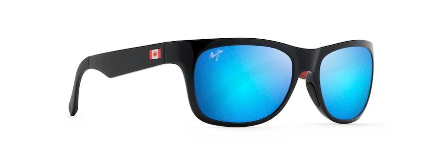 Gloss Black – Canada Collection KAHI quarter view