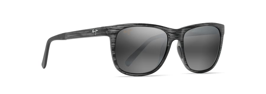 f29db8a7854 Maui Jim · Sunglasses · Classic  TAIL SLIDE. Matte Grey Stripe TAIL SLIDE  front view  Matte Grey Stripe TAIL SLIDE angle view ...