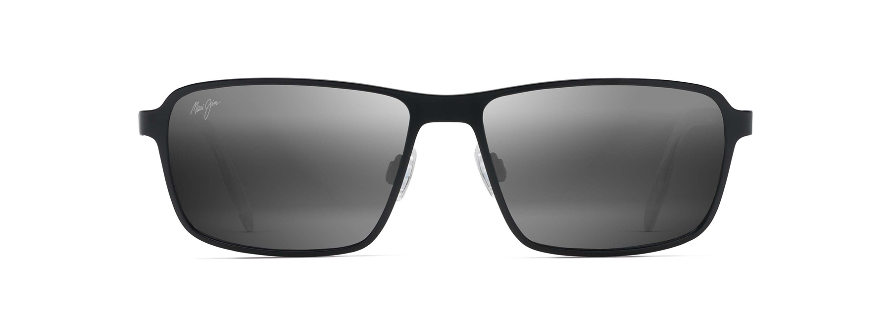 a5e44f789d GLASS BEACH. Polarized Rectangular Sunglasses