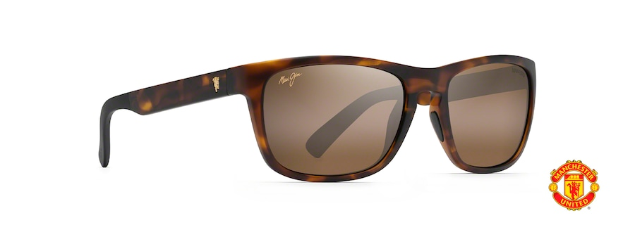 Matte Tortoise SOUTH SWELL angle view