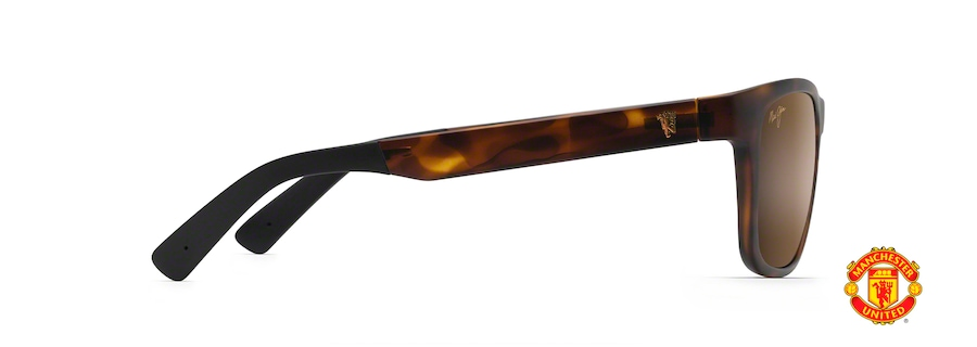 Matte Tortoise SOUTH SWELL side view