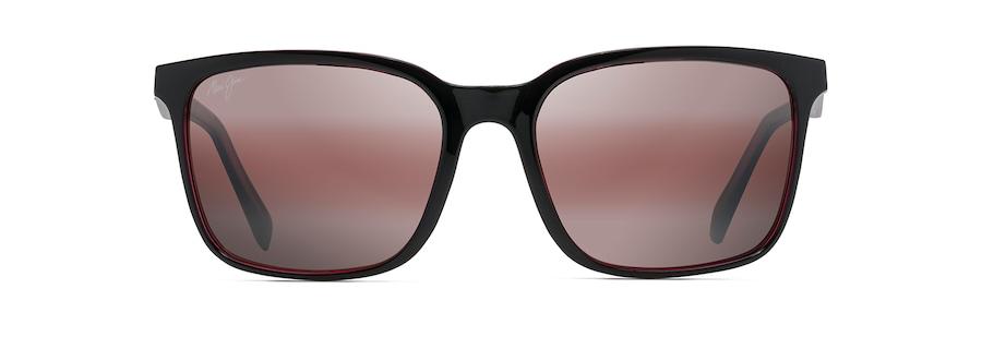 Nero con interno rosso WILD COAST front view