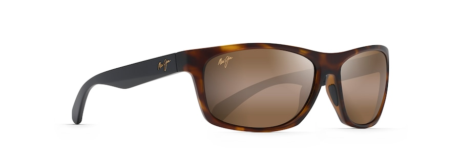 Matte Tortoise with Black Temples TUMBLELAND angle view