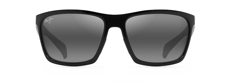 Negro brillante MAKOA front view