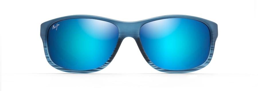 Rayas negro azulado KAIWI CHANNEL front view